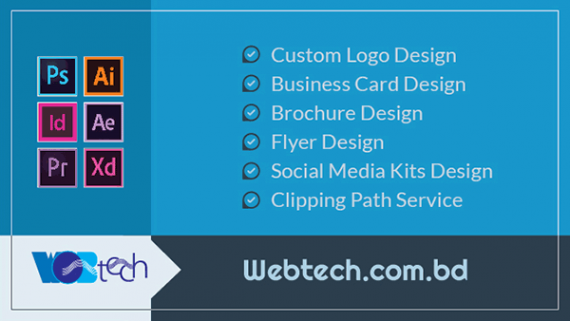 WebTech graphic design company in Bangladesh