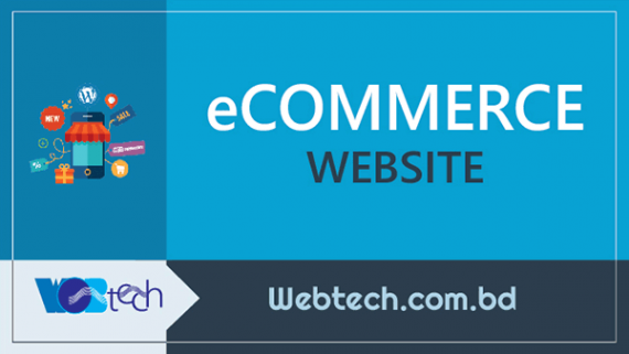 eCommerce Website Design Company in Bangladesh
