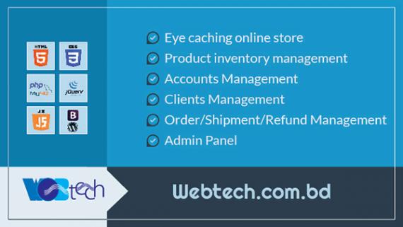 eCommerce Website Design Company in Bangladesh