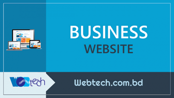 Business Website Design Company in Bangladesh