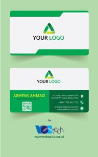 Best Business Card Design and Printing Service in Uttara, Dhaka, Bangladesh